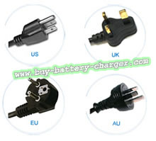 Header for AU TravelMate 4400 Series Adapter,au replacement ACER TravelMate 4400 Series laptop power supply adapter