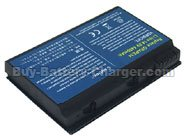 ACER  4400 mAh 14.8 V TravelMate 5720 Series Laptop Battery, Batteries