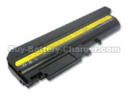 IBM  6600 mAh 10.8 V ThinkPad T40 Series Laptop Battery, Batteries