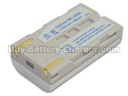li-ion, 7.4 V, 1600 mAh  SAMSUNG  VP-D453i Camcorder Battery, Batteries