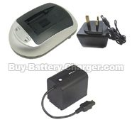 Li-ion, 7.2 V, 1500 mAh  SONY  NP-FH70 Camcorder Battery, Batteries