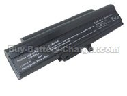 SONY  11000 mAh 7.4 V VAIO VGN-TX3XP/B Laptop Battery, Batteries