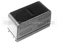 Ni-Cd, 6 V, 1800 mAh  SONY  NP-77H Camcorder Battery, Batteries