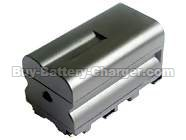 Li-ion, 7.2 V, 5500 mAh  SONY  CCD-TRV66E Camcorder Battery, Batteries