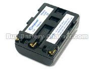 li-ion, 7.2 V, 4500 mAh  SONY  NP-FM51 Camcorder Battery, Batteries