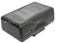 Li-ion, 14.4 V, 8800 mAh  PANASONIC  AG-DVC62 with Adapter QR-DVC10 Camcorder Battery, Batteries