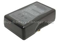 Li-ion, 14.4 V, 8800 mAh  PANASONIC  AG-DVC15 with Adapter QR-DVC10 Camcorder Battery, Batteries