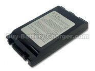 TOSHIBA  4400 mAh 10.8 V Portege M200-102 Laptop Battery, Batteries
