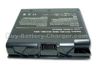 TOSHIBA  6000 mAh 14.8 V PA3166U Laptop Battery, Batteries