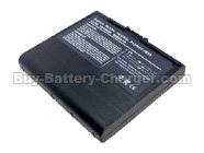TOSHIBA  6600 mAh 14.8 V PA3206U-1BRS Laptop Battery, Batteries
