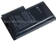 TOSHIBA  6600 mAh 10.8 V PA3259U-1BAS Laptop Battery, Batteries