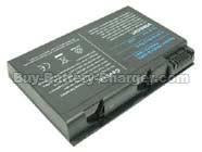 TOSHIBA  4400 mAh 14.8 V PA3431U-1BRS Laptop Battery, Batteries
