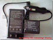 Li-ion, 7.4 V, 1400 mAh  PANASONIC  HDC-SD9 Camcorder Battery, Batteries