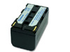 CANON  UCV200 Camcorder Battery Li-ion 4000mAh 7.2V