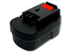 BLACK & DECKER  HP146F2B Power Tool Batteries BLACK and DECKER 14.4V Battery