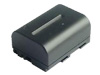 SHARP  VL-PD3E Camcorder Battery Li-ion 1500mAh 7.4V