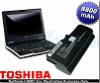 TOSHIBA  Netbook NB100-12S Laptop Battery Li-ion 4800mAh 11.1V